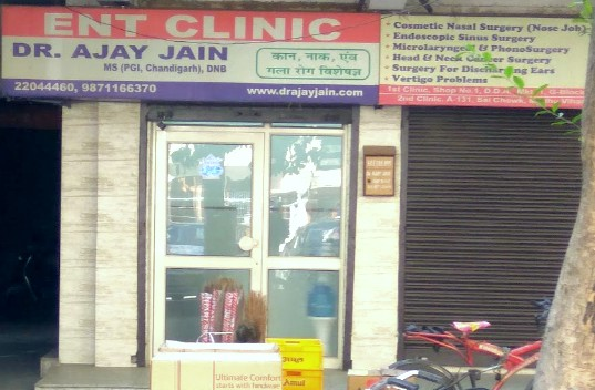 Best ENT Doctor in East Delhi
