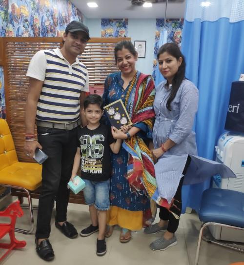 Dr NEHA BHANDARI Paediatric Nephrologist in Delhi, West